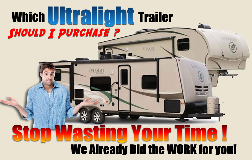 ultralight travel trailer reviews